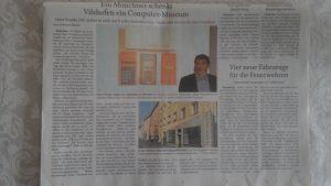 Artikel im Vilshofener Anzeiger