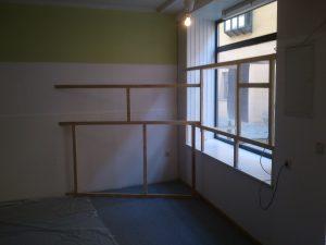 Fenster und Ecke für den IBM 5100