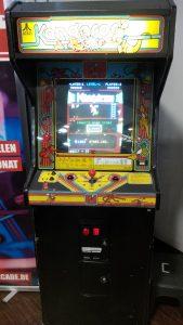 Atari Kangaroo Automat auf dem VCFe