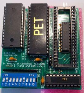 ROM/RAM Adapter Platine